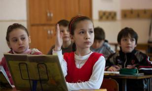 Второклассники провалили тест Минобразования по русскому языку