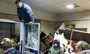 Суд на Украине: пришли, увидели, разгромили