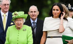 Даже не выслушала: Меган Маркл пошла против Елизаветы II