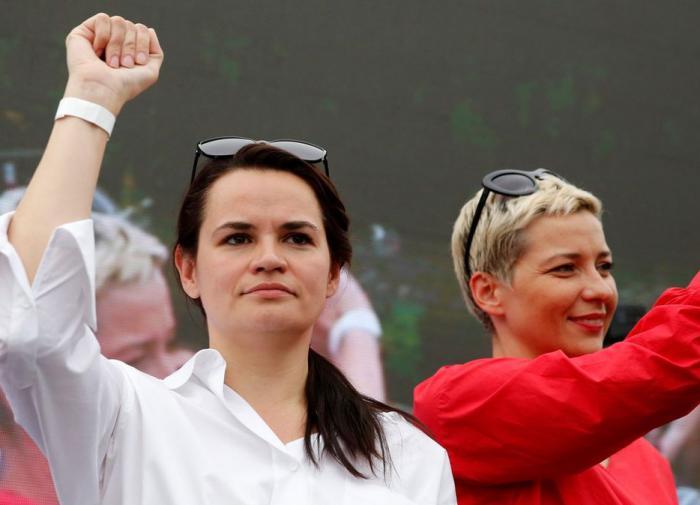 Тихановская: будем протестовать столько, сколько нужно