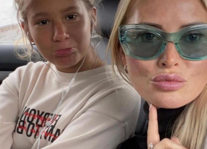 Дана Борисова рассказала, что экс-супруг отказался общаться с дочерью
