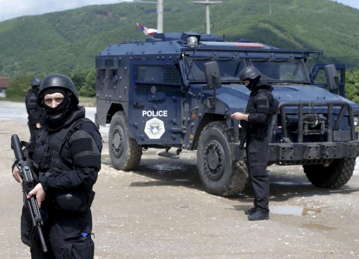 Из-за действий местной полиции на севере Косово начались новые беспорядки