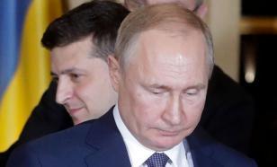Песков: в Кремле не видят перспектив разговора Путина и Зеленского