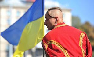 """Украина """"позарилась"""" на российские земли"""