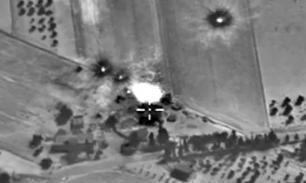 Командный пункт ИГ в Алеппо уничтожен ВКС РФ
