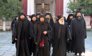 Монахи Афона честно рассказали о расколе РПЦ и УПЦ