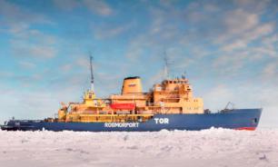 """Сигнал SOS с ледокола """"Тор"""" у берегов Норвегии оказался ложным"""