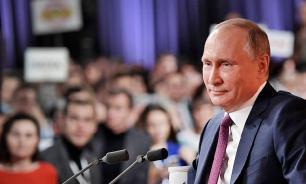 Путин против любого насилия, включая домашнее
