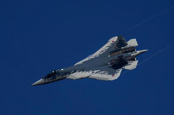 Упавший Су-57 должны были передать военным на этой неделе