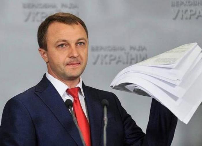 Уполномоченный по украинскому языку предложил всем несогласным покинуть Украину