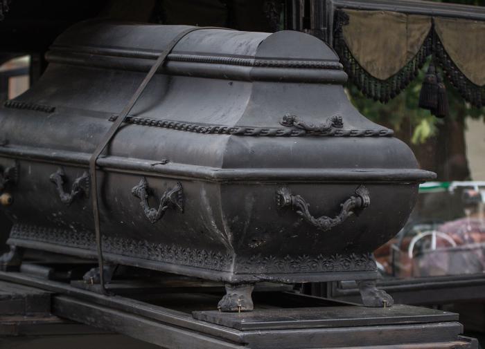 Подозреваемый в убийстве сирот нацист умер в семейном кругу на 97 году жизни
