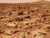 Бактерии построят дома на Марсе