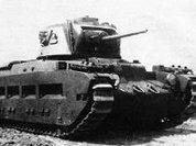 """У немецких танков английские """"Бесы"""""""