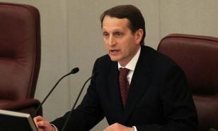 Самый сильный аргумент против коррупции - конфискация имущества - Нарышкин
