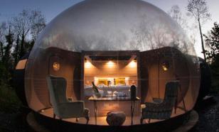 Человечество живет в огромном космическом пузыре
