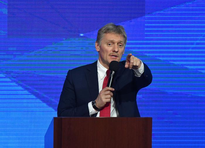 Кремль: в одиночку танго танцевать не получится