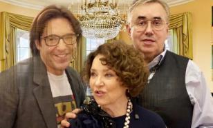 Он — голограмма: Садальский опубликовал странный снимок Малахова