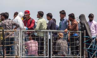 Свыше 10 тысяч беженцев из Гаити скопились у границ США