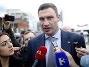Виталий Кличко перепутал гимны Киева и Украины