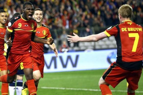Сборная Бельгии первой вышла на Евро-2020
