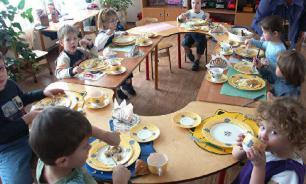 Дошкольники Прикамья не обеспечивались бесплатным питанием