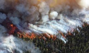 Чрезвычайная ситуация: лесные пожары охватили Карелию