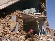 Кунгур: аварийный дом рухнул на детей