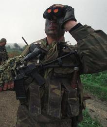 Крупномасштабные военные учения ВДВ стартовали в Крыму