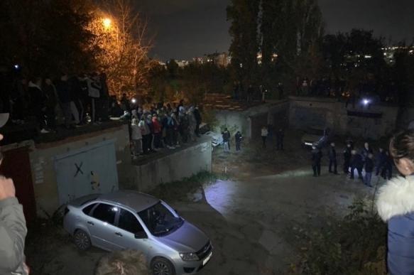Саратовцы пытались линчевать убийцу 9-летней девочки