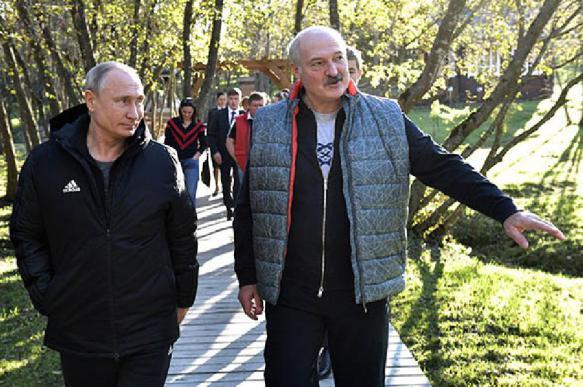 Минск и Москва продолжают следовать договору 1999 года