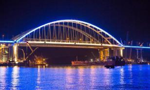 """Украинская диаспора назвала Крымский мост """"уроком Киеву"""""""