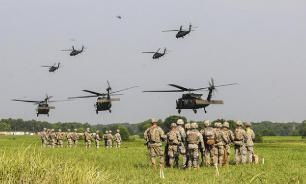 США перебрасывают в Европу 20 тысяч солдат для участия в учениях
