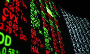 Торги на российском рынке открылись падением рубля и доллара