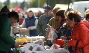 На ростовском рынке подрались 100 человек