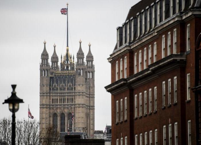 Британский парламент объяснил запрет китайскому послу входить в здание