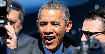 Обама выступает за сохранение санкций против России