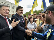 Михаил Саакашвили после назначения губернатором Одессы может потерять гражданство Грузии из-за принятого им же закона
