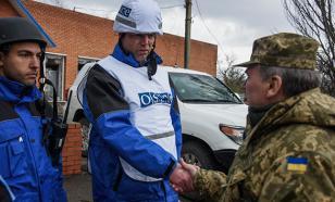 ОБСЕ на Донбассе не только наблюдает, но и корректирует огонь - ополченец