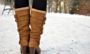 Зимние ботинки признали опасными для здоровья