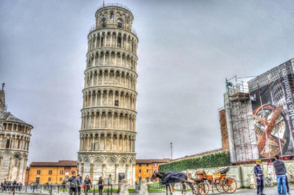 Стало известно имя настоящего архитектора Пизанской башни