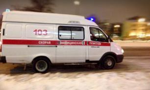 Четырехлетнюю девочку засосало в трубу в московском аквапарке