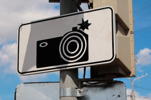Москвичам приходят первые штрафы с видеокамер за езду без пропусков