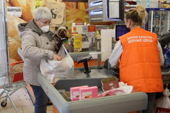 Глава Минпромторга рассказал о запасах ритейлеров на месяцы вперед