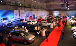 На Sexy Green Car Show демонстрируют «конопляный» автомобиль