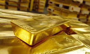 Россия и Китай сбрасывают гособлигации США и закупают золото
