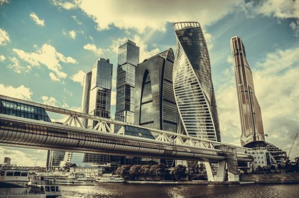 Небоскребы занимают пятую часть новостроек Москвы