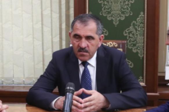 Евкуров: Соглашение о границах с Чечней подписать было необходимо