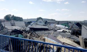 В Иркутской области снесут более 4 тыс. поврежденных паводком домов