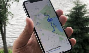 В картах Apple Крым теперь отображается корректно
