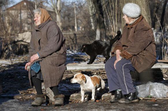 Красный Крест должен срочно прийти на помощь Украине